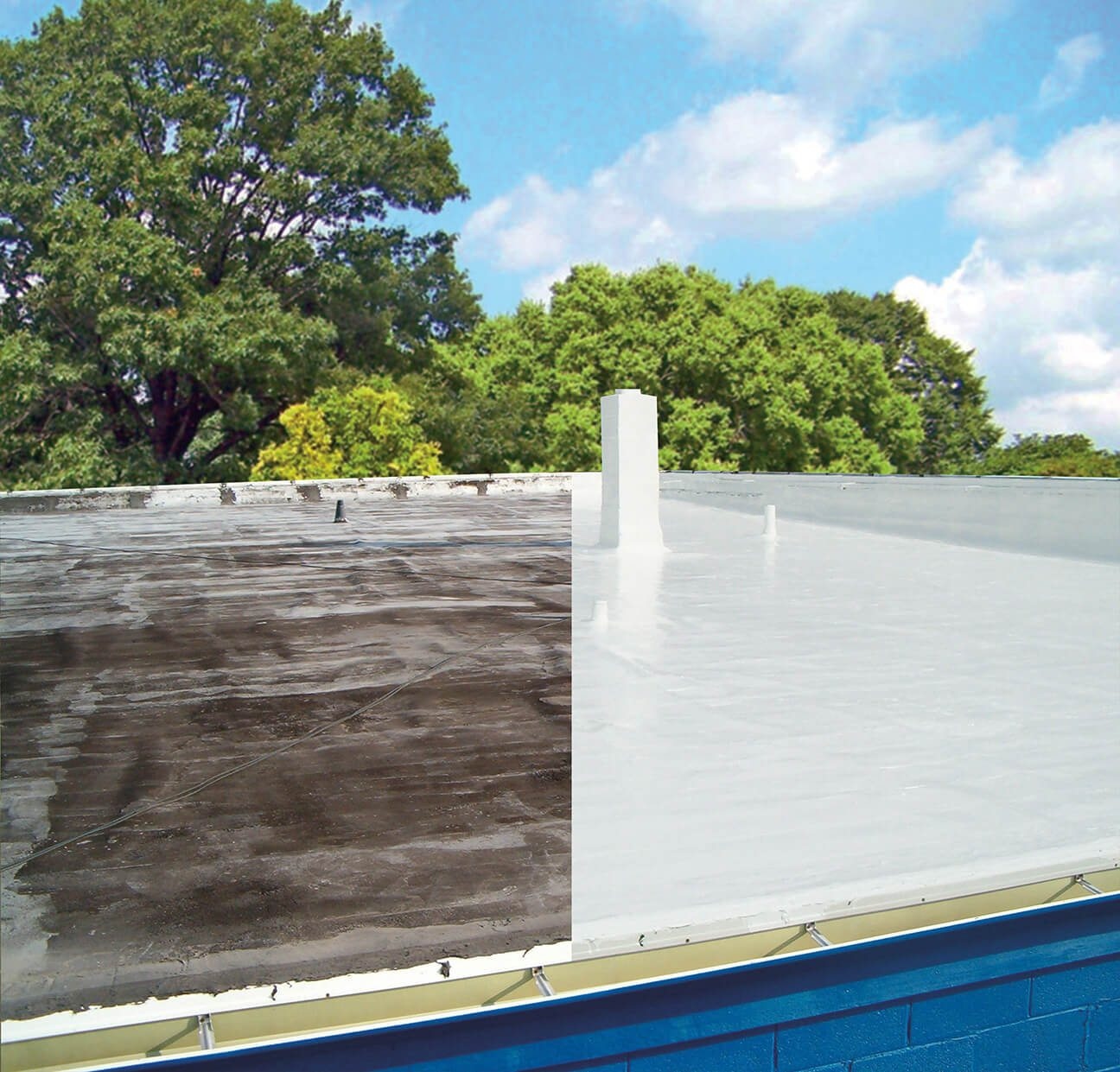 Extend the life of your current roof.