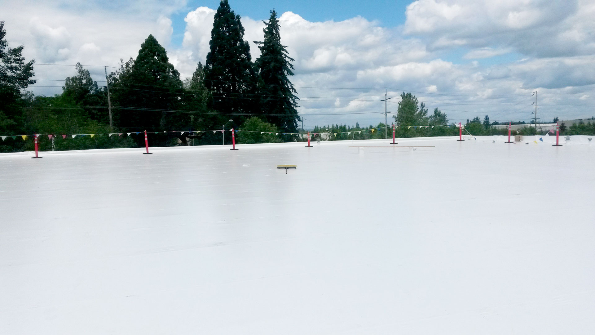 Commercial Roofing in Salem, Oregon